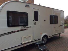 Elddis avante 540 caravan