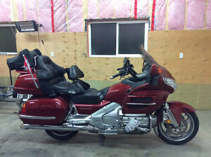 2001 1800 Honda Goldwingt (REDUCED)