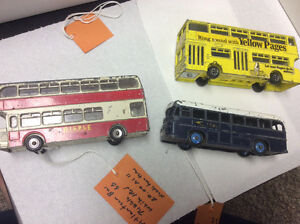 Classic Dinky diecast Buses