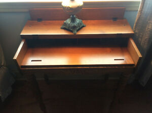 Lovely Antique multi position desk. Beautiful condition!