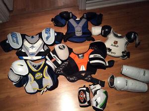 Hockey shoulder pads jr-youth