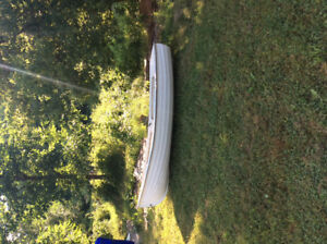 Perfect summer sail/fishing boat for sale!