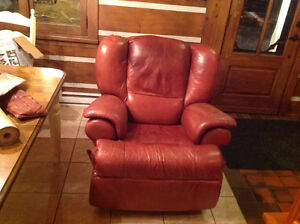 Fauteuil inclinable style lazy-boy