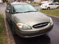 2002 Ford Taurus Se Berline
