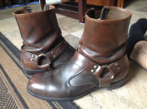 Harness boots 11C homme