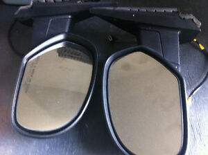 OEM side mirrors from 2008 GMC Sierra