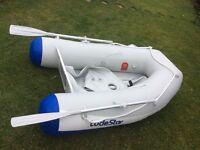 Lodestar ULTRA LIGHT 195 inflatable dinghy