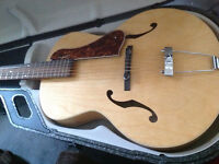 Godin Fifth Avenue Acoustic Arch Top Guitar