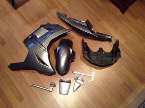 Suzuki SV650 07 body parts