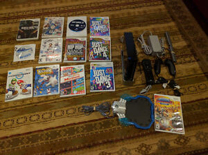 Nintendo wii plus 13 games