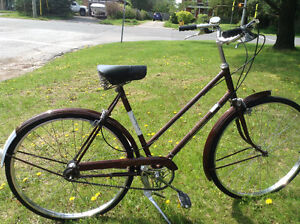 "VINTAGE  RALEIGH "" SPORTS """