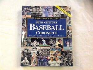 20th CENTURY BASEBALL CHRONICLE
