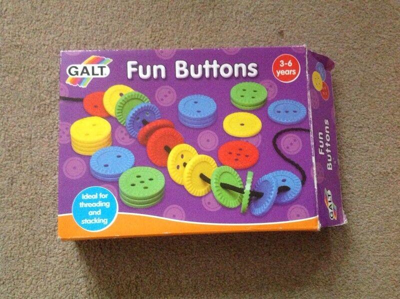 Galt Fun Buttons