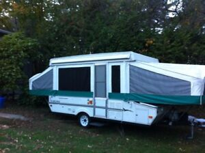 Viking Hard Top Camper In Great All Most Like New Condition