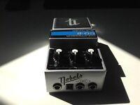 Rare 90s nobels co-2 compressor sustainer guitar pedal vgc all metal body