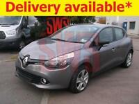 2015 Renault Clio Expression + Eco DCi 1.5 DAMAGED REPAIRABLE SALVAGE