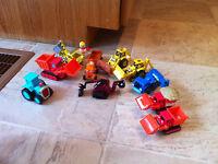 Bob the Builder Die cast Toy vehicles