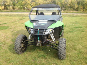 Canada Day Special - 2015 Arctic Cat Wildcat - 2000 km $11,999