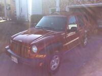 2006 Jeep Liberty Sport Other