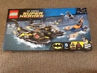 Lego batman set retired and brand new factory sealed