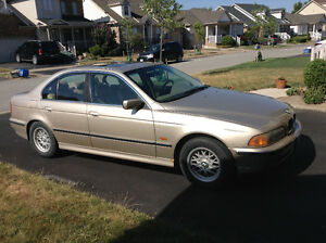 1998 BMW 5-Series 528i Sedan Loaded Leather