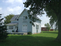 A Peaceful and Secluded Country Home for Your Family