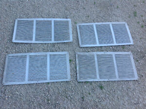 4 BRAND NEW VENT GRILL COVERS