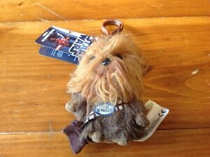 Star Wars Chewbacca Talking Plush Clip on, New Windsor Region Ontario image 1