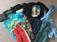 Boys bundle of clothes age 8-9