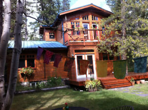 House for rent, Canmore