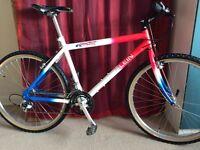 Klein Top Gun Mountain Bike - Old School Retro Bicycle - not Brompton Pashley Road Bike Sutton