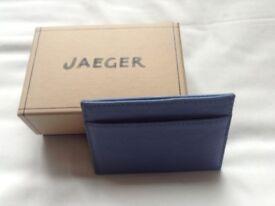 Jaeger Bus/Travel/Credit Card Wallet