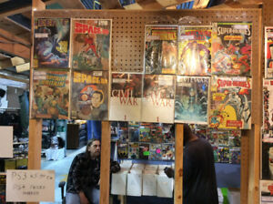 Canada Day Comics Sale!