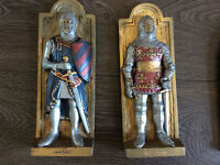 Marcus Replicas Vintage Wall Plaques Medieval