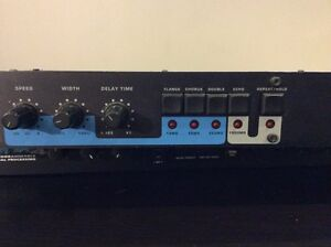 Digitech digital delay system RDS 1900, rack mounted effects Kitchener / Waterloo Kitchener Area image 2