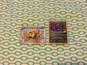 Selling Pokémon Cards (2 cards)