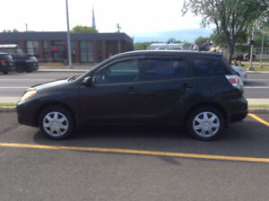 Toyota Matrix 2005 de base, manuelle
