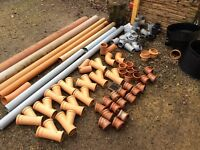 For Sale Drainage and bits