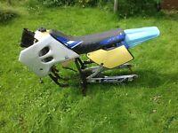 Tm 125 motocross