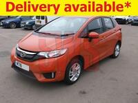 2016 Honda Jazz 1.3 i-VTEC SE DAMAGED REPAIRABLE SALVAGE