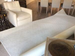 Gorgeous diamond pattern area rug