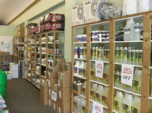 Organic/Hydroponic Stock, incl. Sales Counter & Shelving 4 Sale Peterborough Peterborough Area image 1