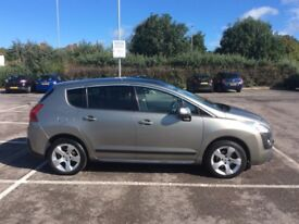 2010 Peugeot 3008 Crossover HDI 1.6 Exclusive SUV Automatic. ONO