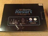 Wii resort sport