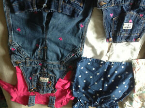 Gap warmest down coat & 24 month girls clothes London Ontario image 8