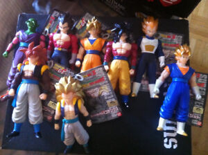 Dragon Ball Z Hero Series Japan Import Super Rare Exclusive