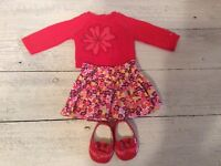 Authentic American Girl Doll Outfit