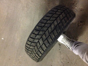 WINTER TIRES!!!!! Only one season used!!!