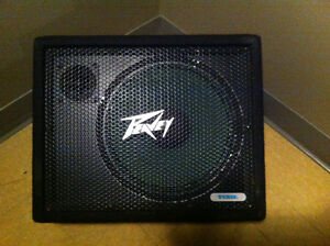 2 x Peavey 112M Stage Monitor EXCELLENT Shape