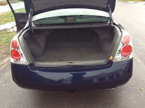 2005 Nissan Altima Safetied/E-Tested Kingston Kingston Area image 8